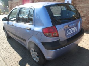 2007 Hyundai Getz For Sale (R49,999) Neg
