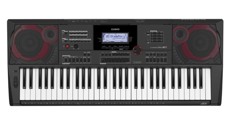 Casio CT-X5000 Portable Keyboard Package for sale