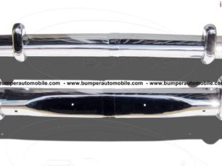 Opel Rekord P2 bumper ( 1960-1963) stainless steel