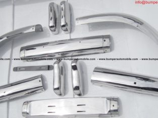 Volvo PV 544 bumper (1958-1965) by stainless steel