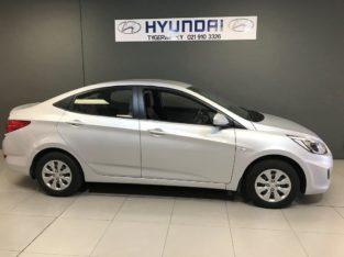 2017 Hyundai Accent 1.6 Motion Sedan