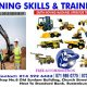 Mobile Crane Training Rigger Trade test Blasting Ticket Onsetter courses all mining training