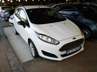 2016 Ford Fiesta 1.0 Ecoboost