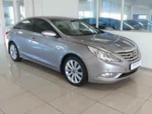 2011 Hyundai Sonata 2.4 GLS Executive A/T