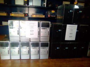 HP-Compaq DX6120 mt Pentium 4 Celeron 3.0GHz 1GB Ram 80GB Harddrive @ R499