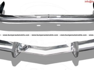 BMW 2000 CS Sedan bumper (1965-1969) stainless steel