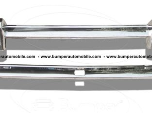 Ford Cortina MK2 bumper (1966-1970) stainless steel