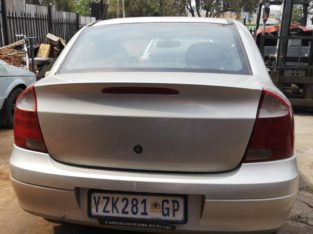 OPEL CORSA 1.7 ELEGANCE 2005 PARTS AND ENGINE FOR SALE