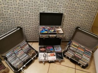 CDS FOR SALE ALL IN ORIGINAL COVERS. CASES INCLUDED