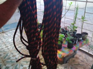 Mountain climbing rope