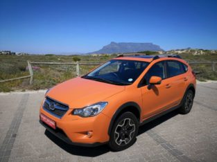 2014 Subaru XV 2.0 High Lineartronic