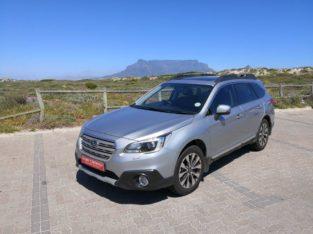 2016 Subaru Outback 3.6 R – S CVT