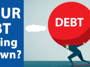 Debts rescue contact us today for both personal and consolidation loans