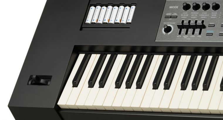 Add expressiveness to your playing with a piano-style sustain pedal, and enjoy great sound from your new JUNO-DS88
