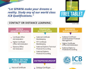 Let Siyaya Jumpstart Your Career By Studying Towards a World Class ICB Qualification