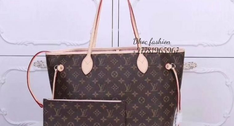 Exclusive fashion items on order