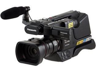 The Panasonic HC-MDH2 AVCHD Shoulder Mount Camcorder