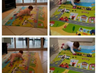 Fun Travel Play Mat