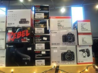 Grab Sales On Brand New Nikon Canon Digital Cameras And Lens