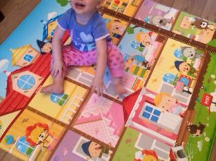 Dorothy's House Play Mat
