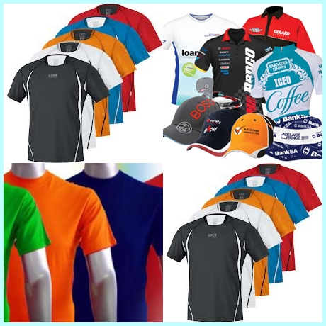 Clothing Manufacturer Johannesburg corporate,sports and promotional