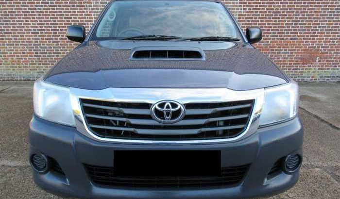 2012 Toyota Hilux Double Cab Pick Up