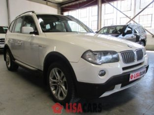 2008 BMW X3 XDRIVE 3.0D EXCLUSIVE A/T