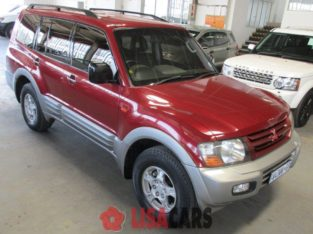 MITSUBISHI PAJERO FOR CASH AND FINANCE