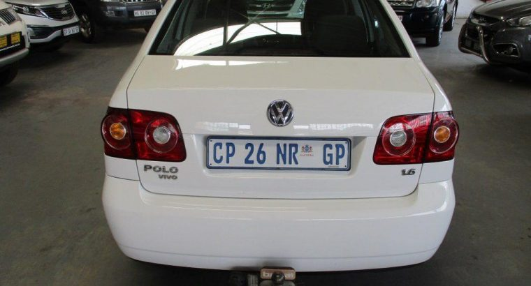 Vw polo Vivo 1.6 Trendlien