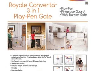Royal Converta 3 in 1 – White [Steel]