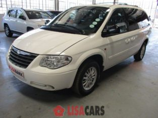2007 CHRYSLER GRAND VOYAGER 3.3 LX A/T