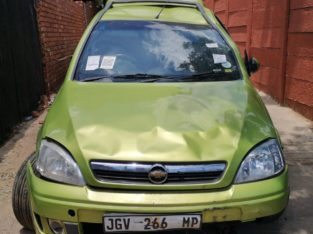 CHEV CORSA UTILITY 1.8 SPORT 2011 PARTS AND ENGINE FOR SALE