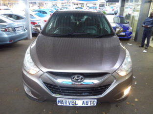 2011 Hyundai ix35 Executive 2.0