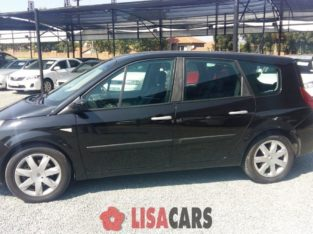 2009 RENAULT GRAND SCENIC II DYNAMIC 1.9 DCi – R59,900(DIESEL) ,7 SEATER!!!