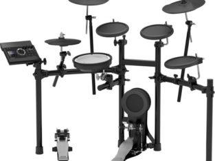 Roland TD-17K-L V-drums Electronic Drum Kit Including MDS-4V Stand
