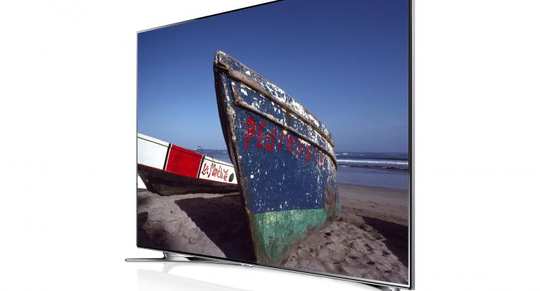 Samsung UN46F8000 46″ 3D LED-LCD HDTV with Wi-Fi
