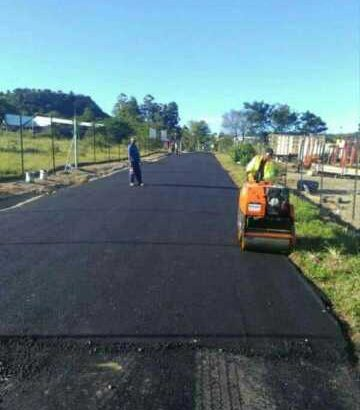 Tar Surfaces and Paving