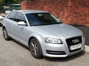 2012 Audi A3 1.6 Tdi Attraction Stronic