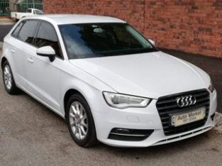 2013 Audi A3 1.4 Tfsi Attraction