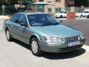 2002 Toyota Camry 220 Gl A/t