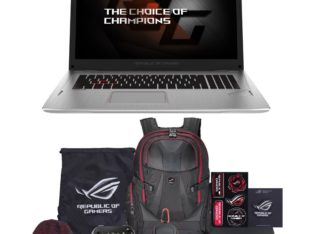 ROG Strix GL702 enables users to enjoy high-end gaming from anywhere