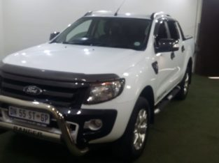 Ford Ranger 3.2 TDCi Wildtrack 4×2