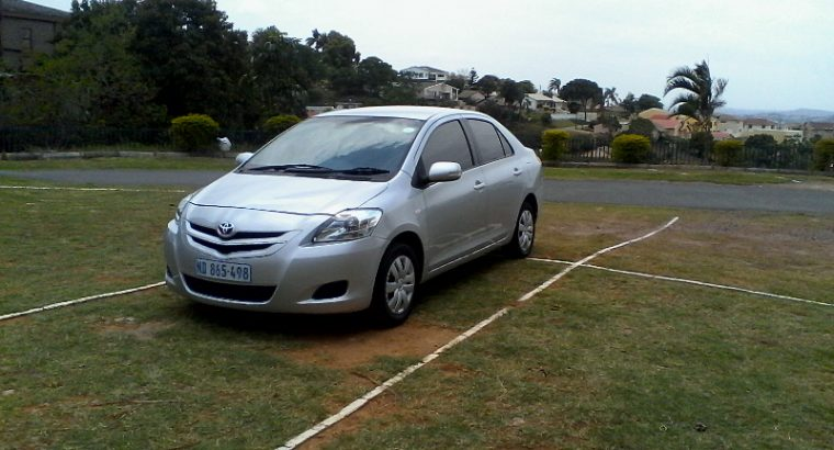 2010 Toyota Yaris AUTOMATIC.1,3 T3 PLUS in a very good condition. very reliable and super lite on fuel. Full house.. ice cold air-con. power steering. remote central locking. four door electric windows. new tires. . . smash and grab tint. mp 3 CD player. vehicle sold with a valid cor and THREE original toyota keys. rand 87500. call 0842926659
