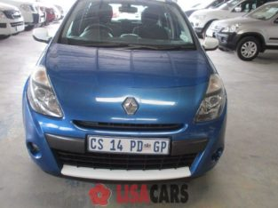 RENAULT CLIO III 1.6 S 5DR 2011