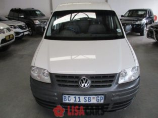 VW CADDY MAXI CREW BUS 1.9TDi 2011