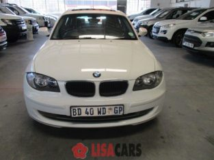 BMW 120D EXCLUSIVE AT 2011
