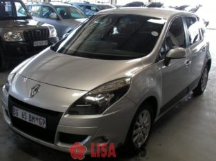 RENAULT SCENIC III 1.6 EXPRESSION 2010