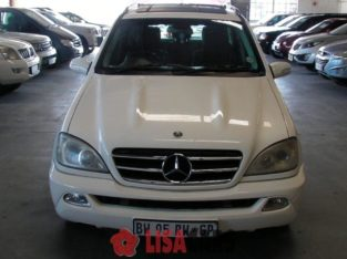 MERCEDES-BENZ ML350 AT 2005