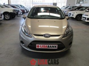FORD FIESTA 1.6 AMBIENTE POWERSHIFT 5DR 2011