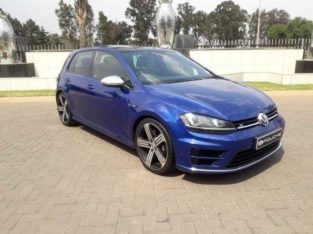 Golf7 R for sale